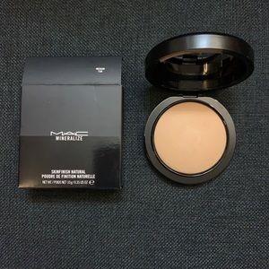 NEW MAC Medium Tan Mineralize Skinfinish
